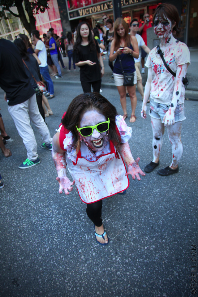 vancouver zombie walk 2014 wezeli 21