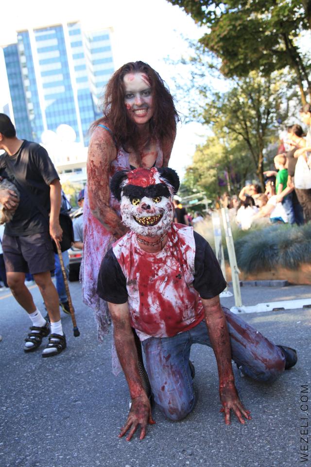 vancouver zombie walk 2014 wezeli 23