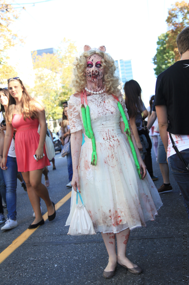 vancouver zombie walk 2014 wezeli 24