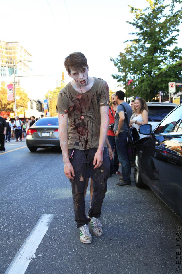 vancouver zombie walk 2014 wezeli 25