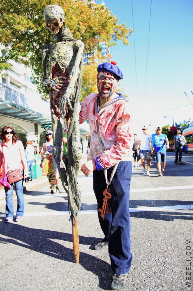 vancouver zombie walk 2014 wezeli 27