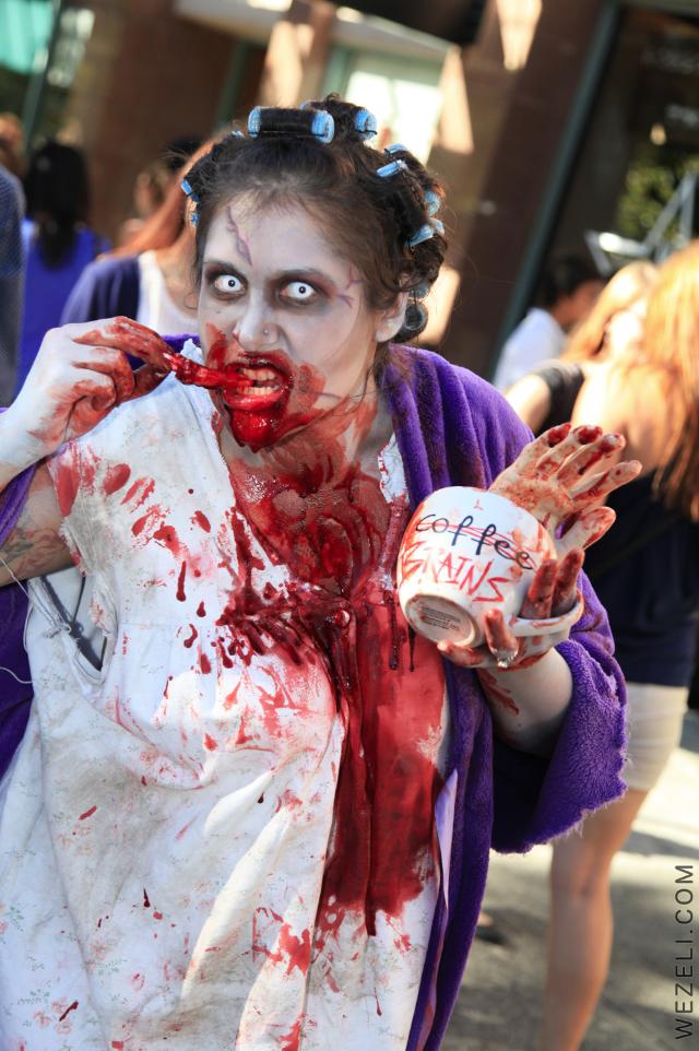 vancouver zombie walk 2014 wezeli 29