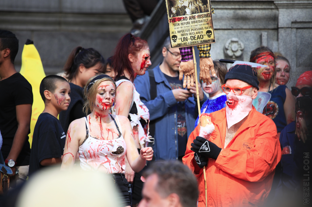 vancouver zombie walk 2014 wezeli 7