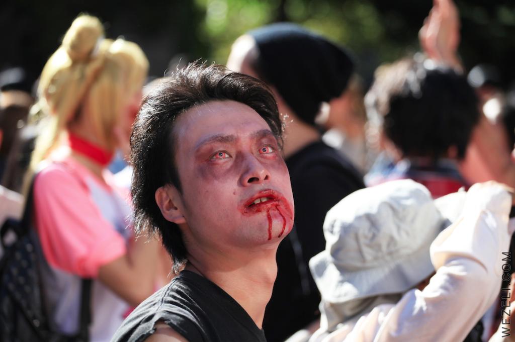 vancouver zombie walk 2014 wezeli 9