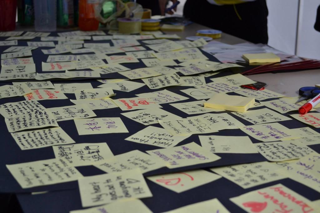 UBC HKSA Hong Kong Umbrella Revolution