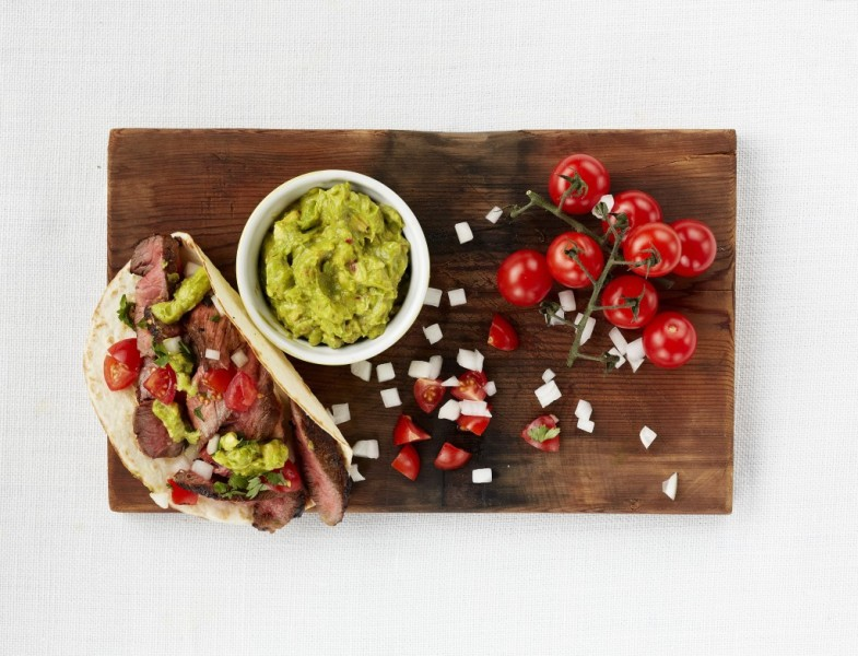 140814_TacoSingle_Steak Carne Asada