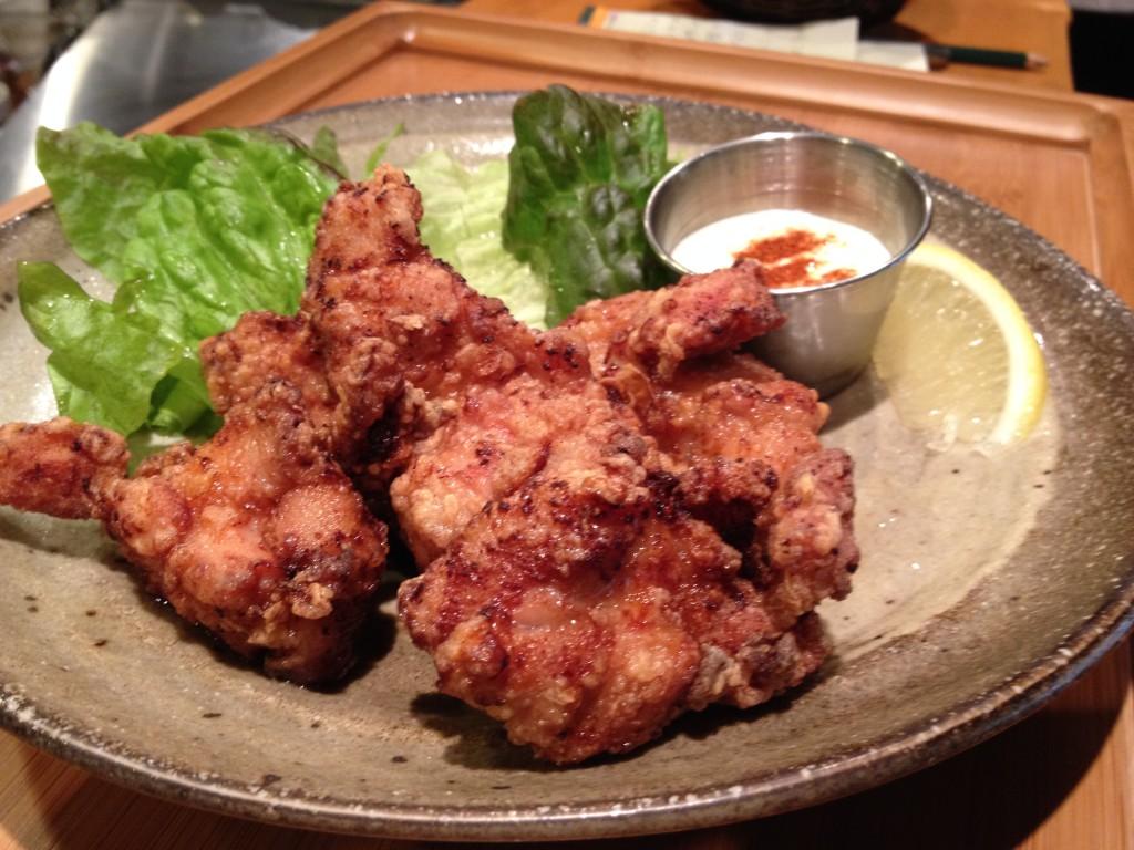 Chicken Karaage (1)