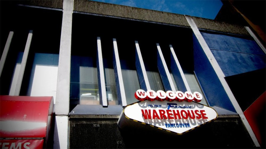 Famous Warehouse