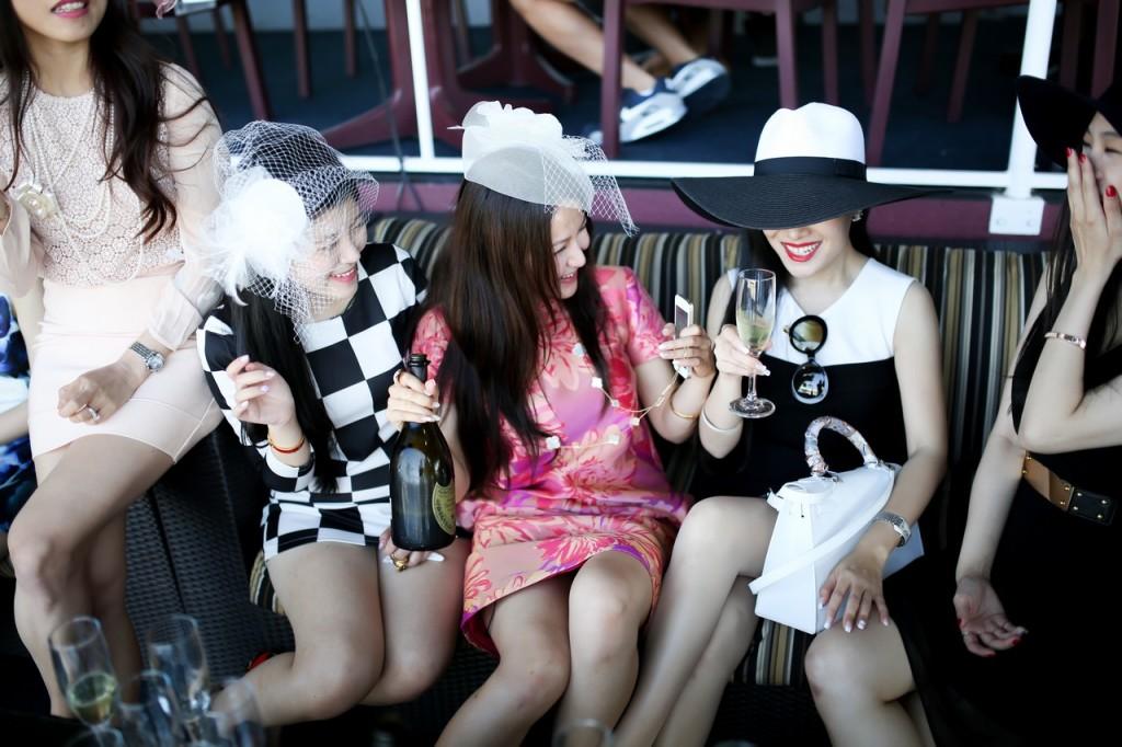 Ultra Rich Asian Girls 1