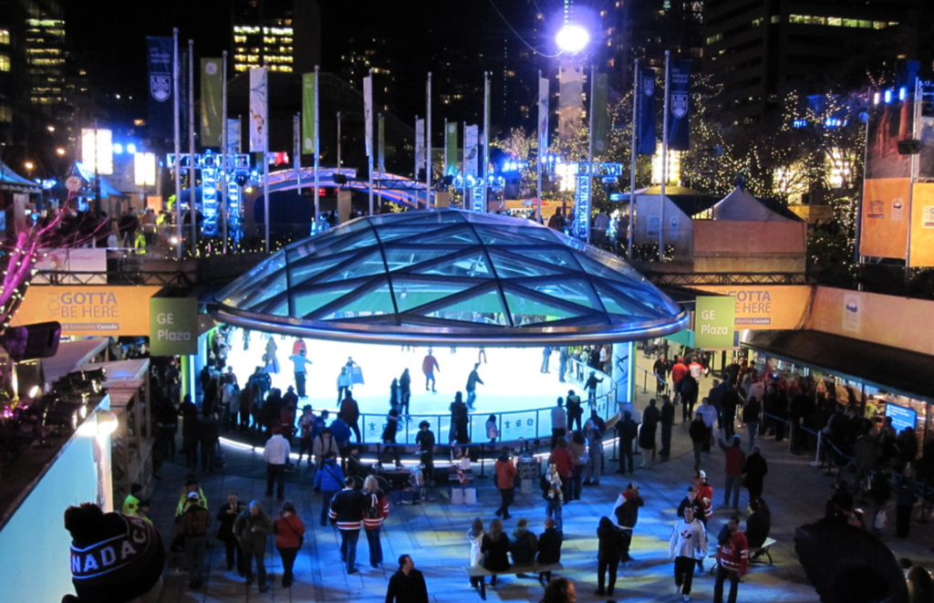 Image: Robson Square