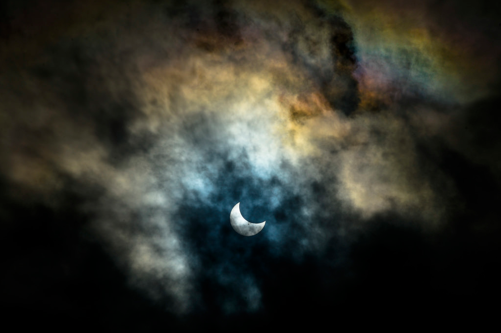 vancouver solar eclipse andy