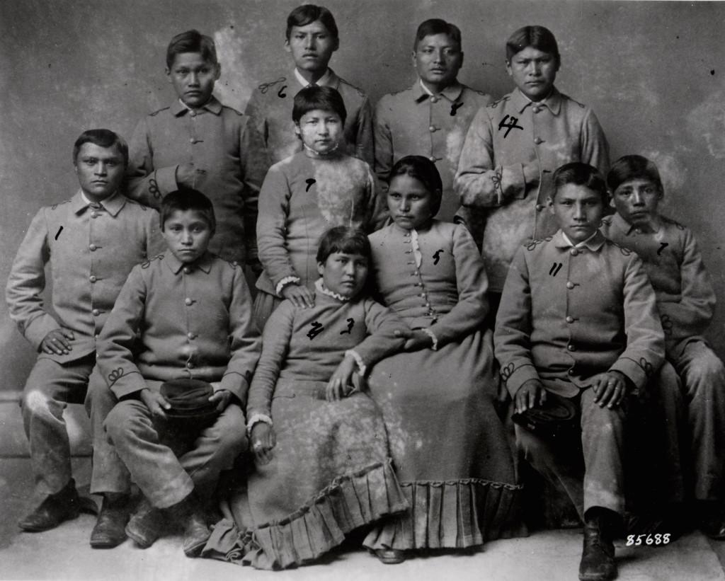 Apache Kids After