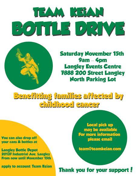 Bottle drive