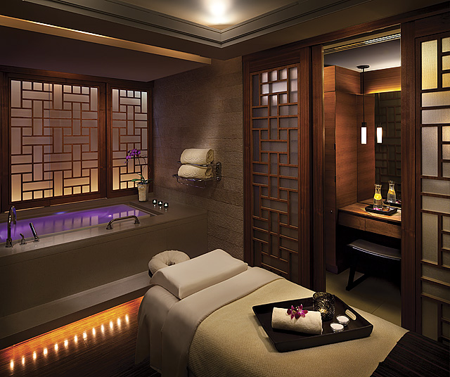 CHI, The Spa Treatment Suite