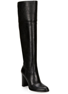 High Heel Leather_Splurge_Michael Kors Regina Boot