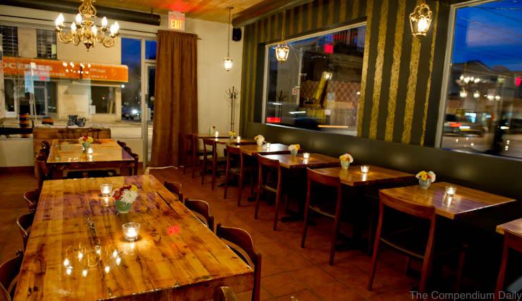 Campagnolo Restaurant (Dundas West)