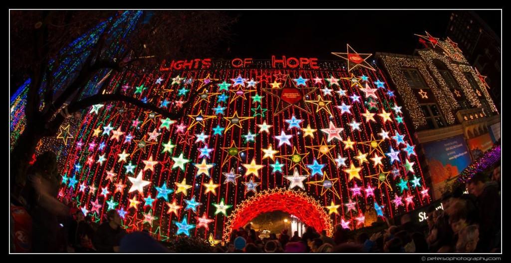 Lights of Hope Vancouver St Paul's Hospital 16