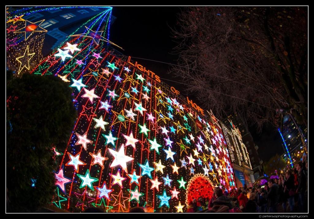 Lights of Hope Vancouver St Paul's Hospital 17