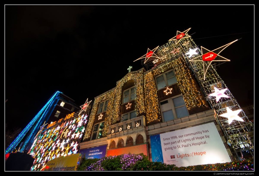 Lights of Hope Vancouver St Paul's Hospital 31
