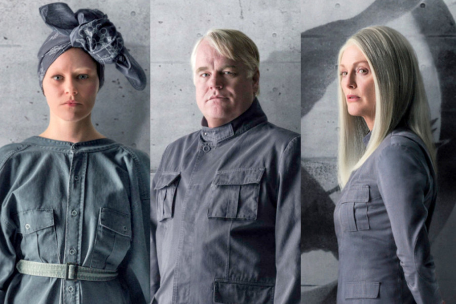 Mockingjay Promo Photos