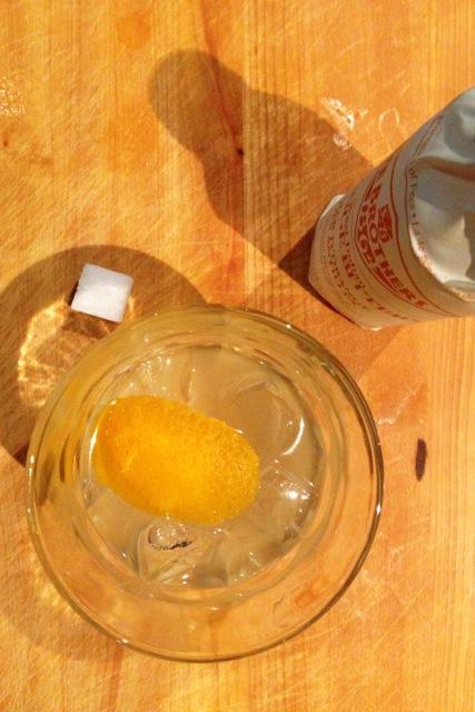 One Under Cocktail