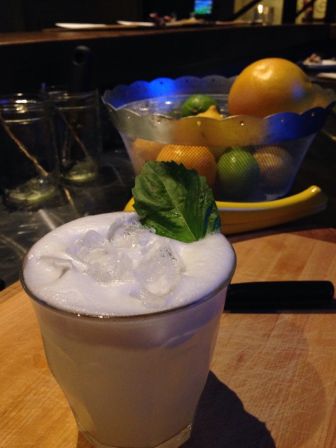 Seahawk Cocktail
