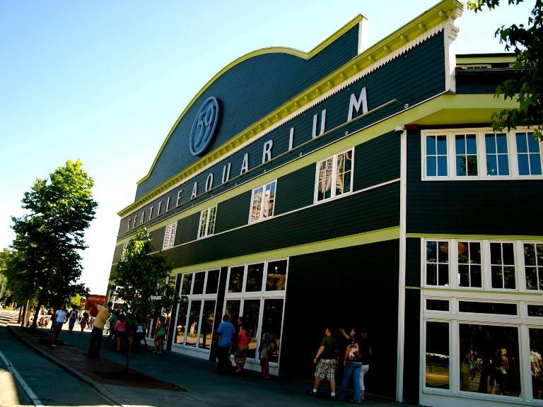 Seattle-Aquarium