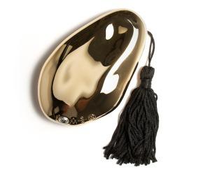 Sephora Alexis Bittar Liquid Gold: Compact Mirror