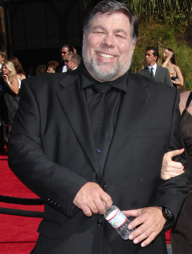 Steve Wozniak / shutterstock