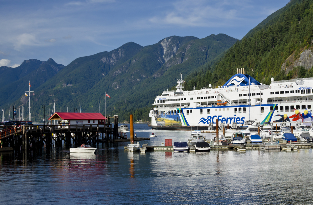Image: BC Ferries / Shutterstock