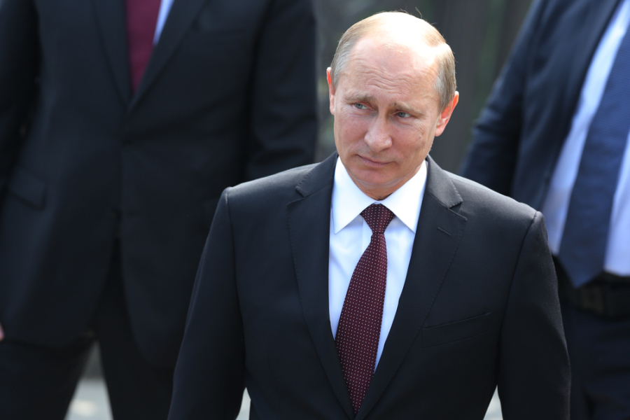 Vladimir Putin / shutterstock