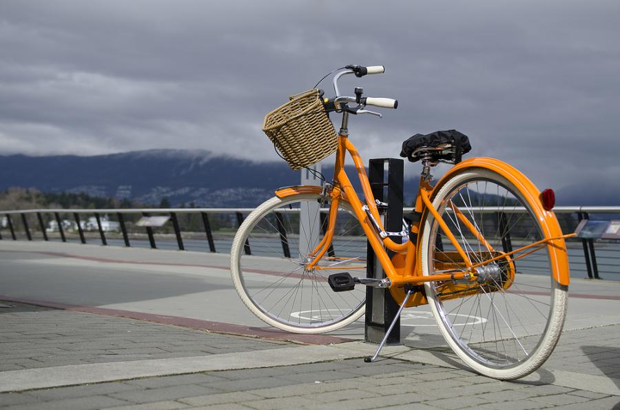 Biking via shutterstock