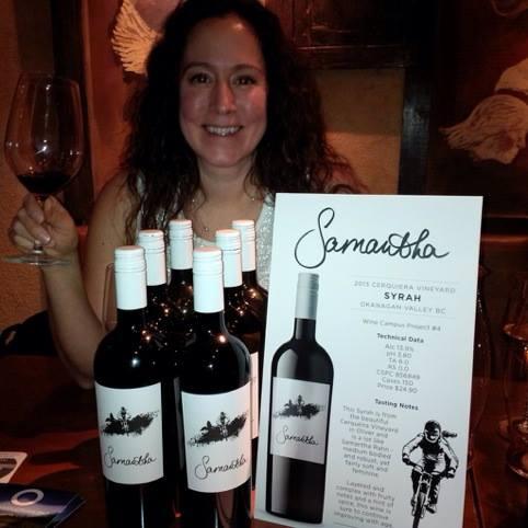 samantha wine araxi