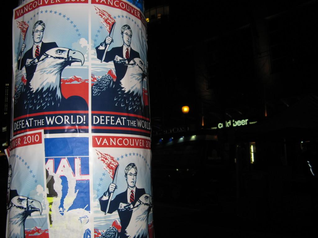 Stephen Colbert Vancouver Olympics