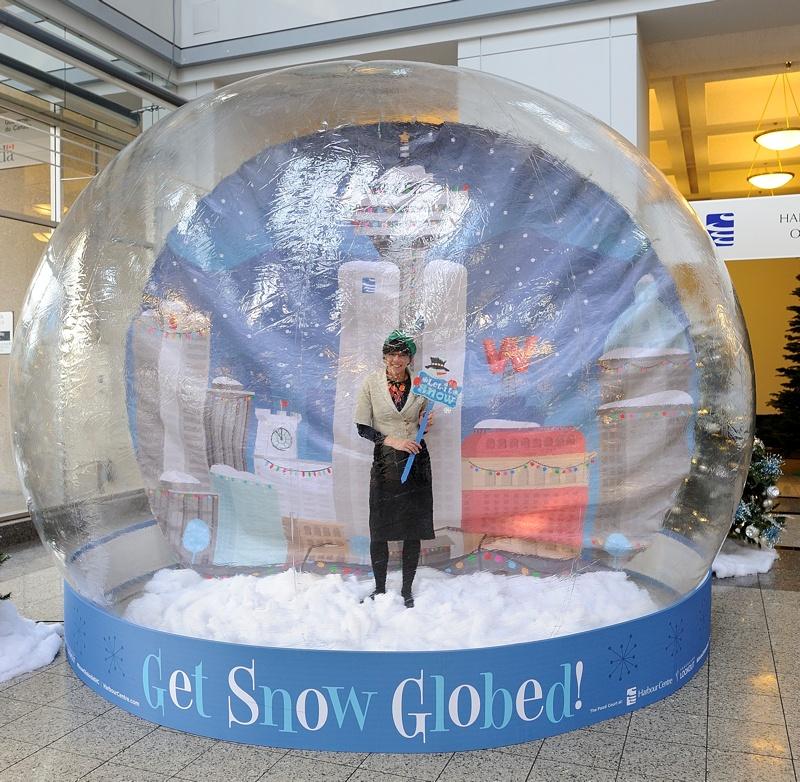 Andrea Reimer - Snow Globe