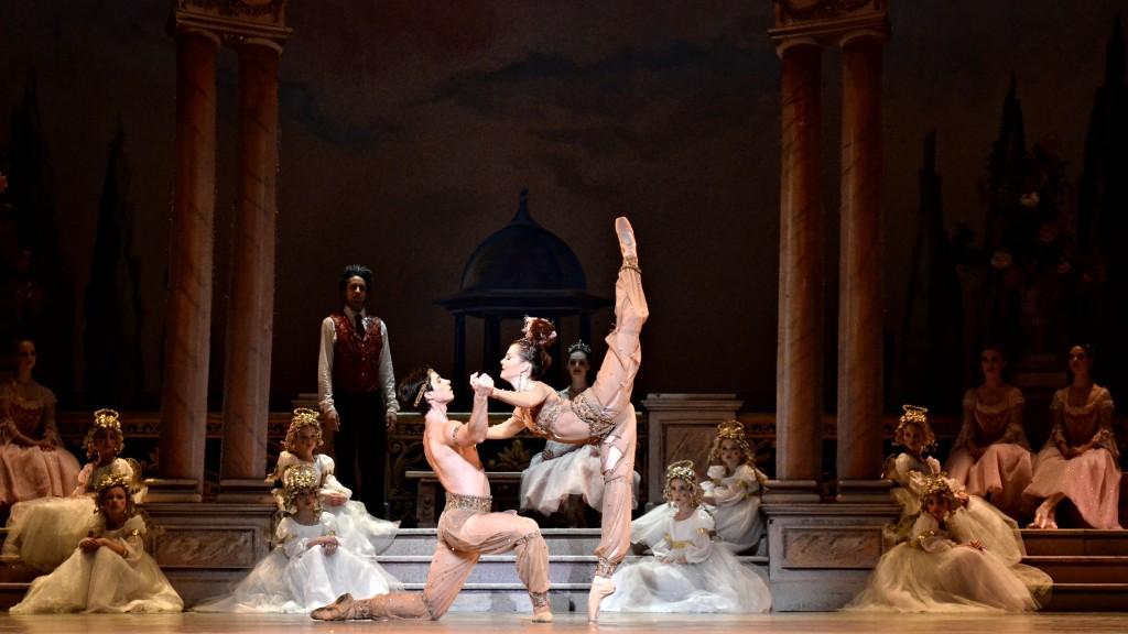 Arabian Dance - RWB Company Dancers Photo by Vince Pahkala