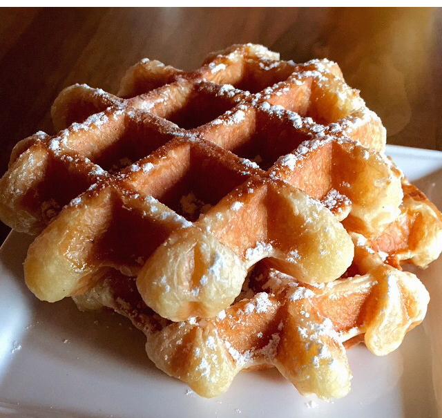 Chambar waffle