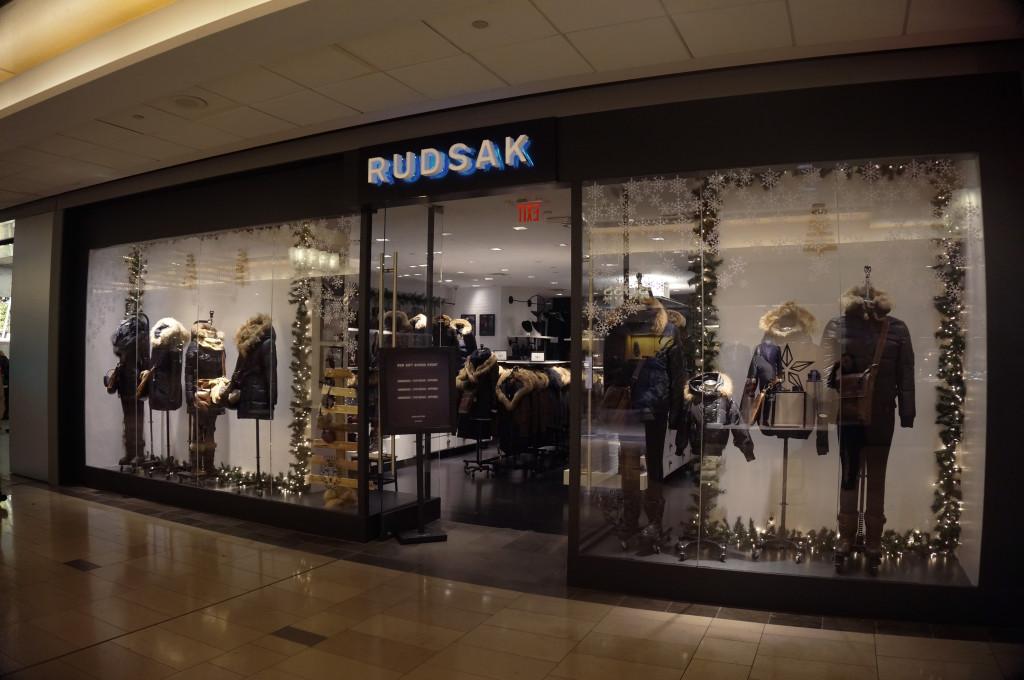 Rudsak opens in Vancouver