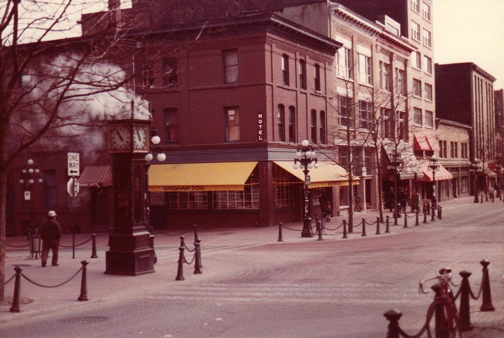 Gastown 1980