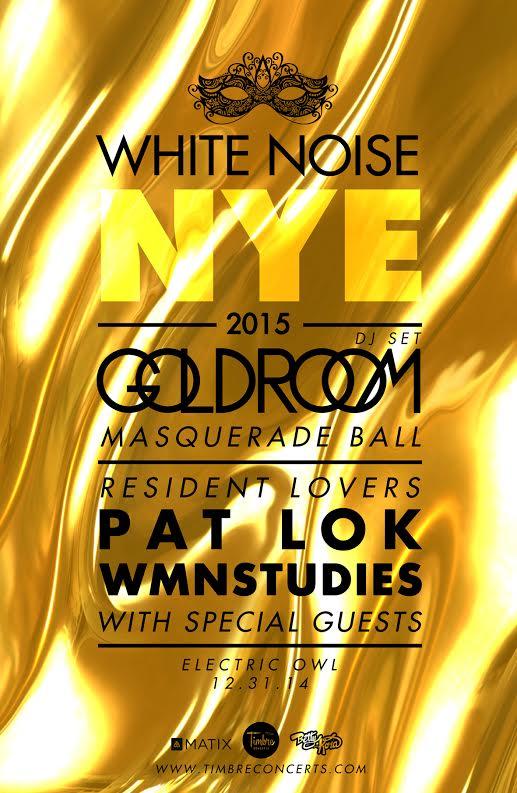Goldroom NYE