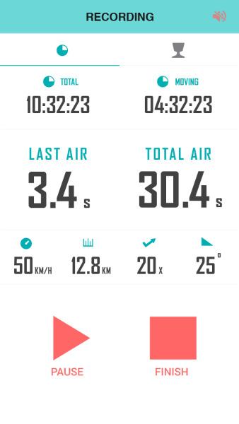 Gravatron-ios-screenshot-dashboard