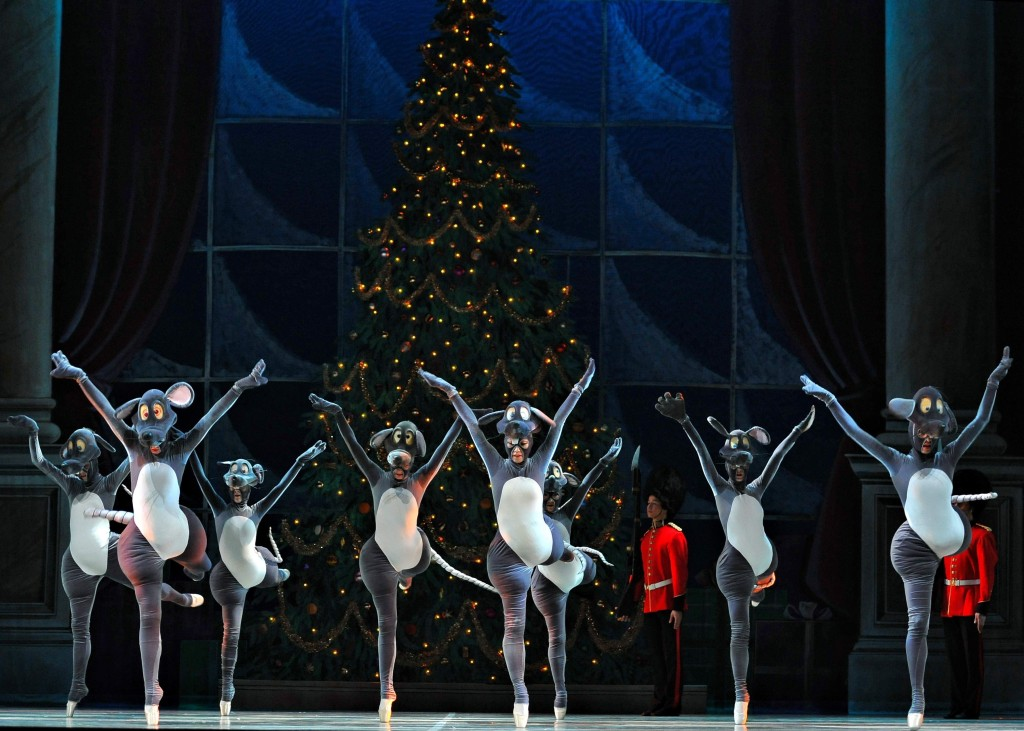 Mice - RWB Company Dancers Photo by Vince Pahkala