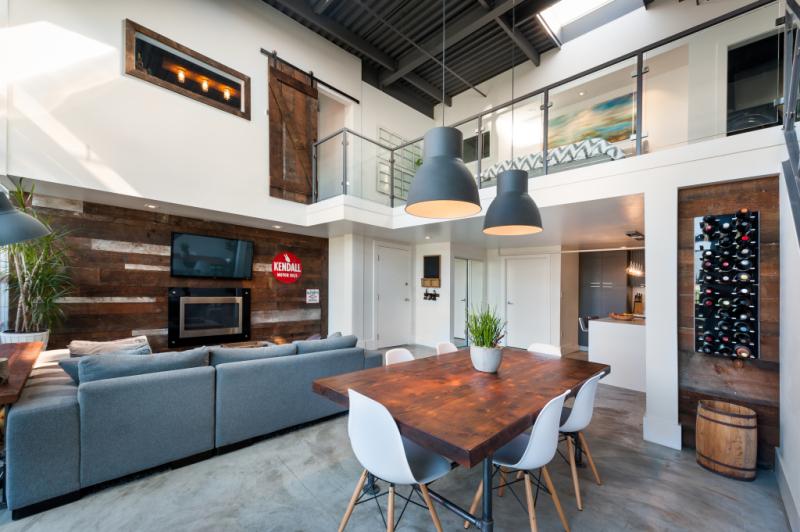 Modern loft 4