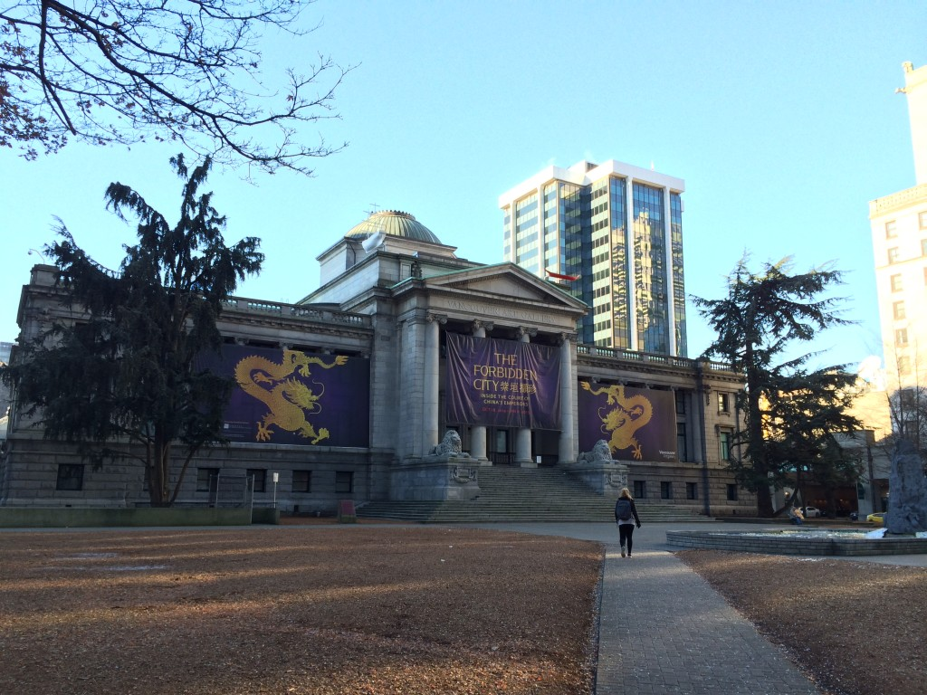 Vancouver Art Gallery 2014