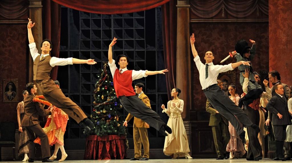 RWB Company Dancers Photo by Vince Pahkala