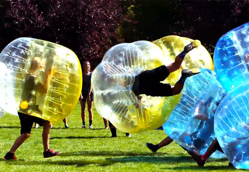 bubble-soccer-game