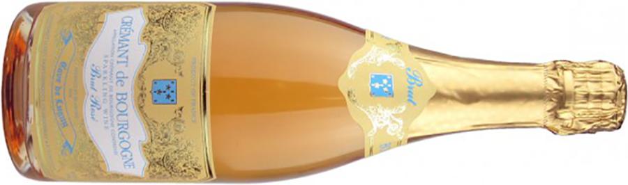 Caves de Lugny Crémant de Bourgogne Brut Rosé
