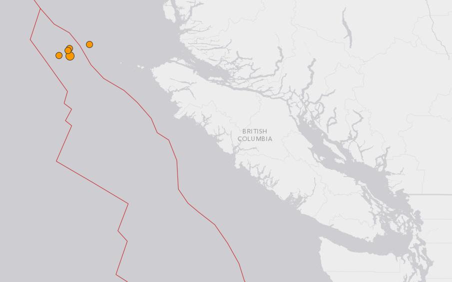 december 21 2014 earthquakes