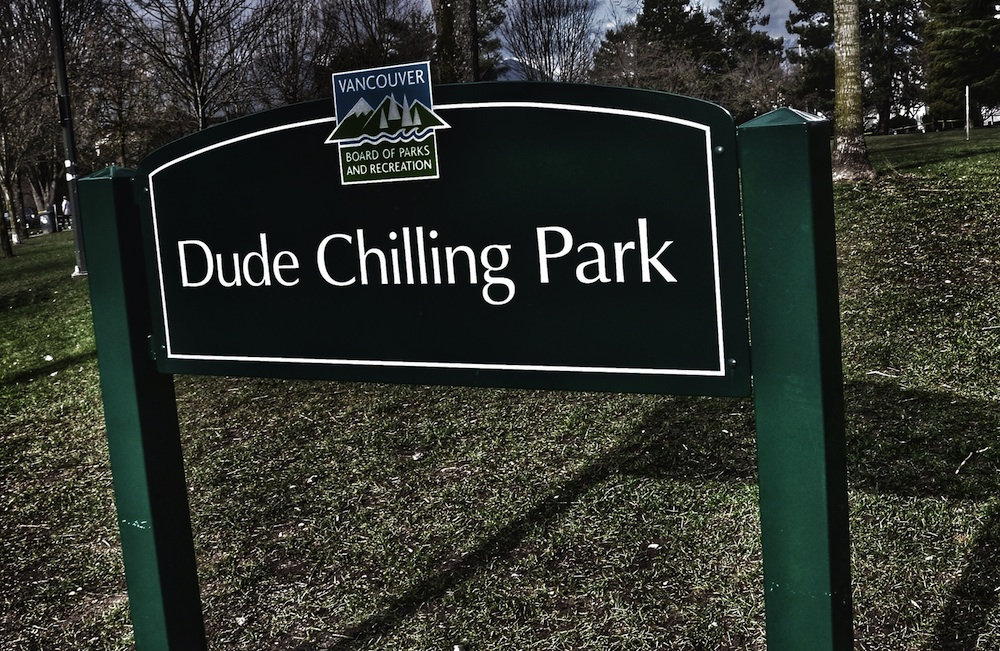 dude-chilling-park-sign