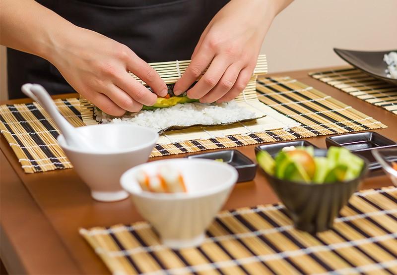 make-sushi